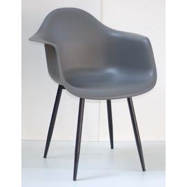 Кресло Leon 9335 темно-серый Thexata 2019