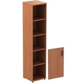 Шкаф для документов Уно R-20/R-83 (43х42х200см) Вишня Famm