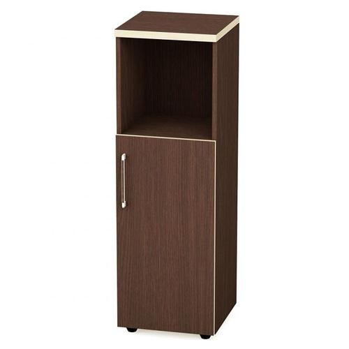 Шкаф для документов низкий Триумф 7/305а Венге (40х40х123см) Sali