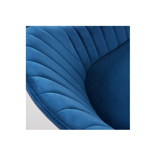 Кресло Oscar синее Primel 2020