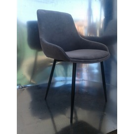 Кресло Vegas серый велюр Primel 2020