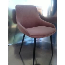Кресло Vegas розовый велюр Primel 2020