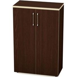 Шкаф для документов низкий Триумф 7/307(а) Венге (80х40х123см) Sali