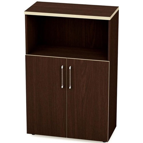 Шкаф для документов низкий Триумф 7/308(а) Венге (80х40х123см) Sali