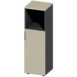 Шкаф для документов низкий Гранд МДФ 24/504 (40х40х127,3см) Sali