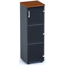 Шкаф для документов низкий Гранд ДСП 3/303 (40х40х128см) Sali