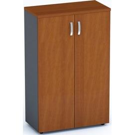 Шкаф для документов низкий Гранд ДСП 3/310 (80х40х128см) Sali