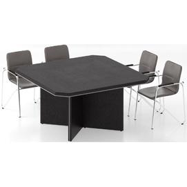 Стол для переговоров Альянс 21/115 Венге (150х150х76 см) Sali