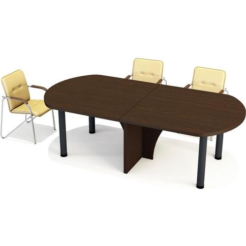 Стол для переговоров Триумф 7/105+7/105 Венге (240х120х76 см) Sali