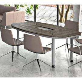 Стол для переговоров Evolution МДФ 25/403 (180х120х78см) Sali
