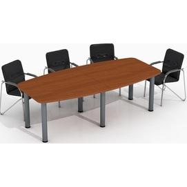 Стол для переговоров Гранд ДСП 3/601 (235,2х112х75см) Sali