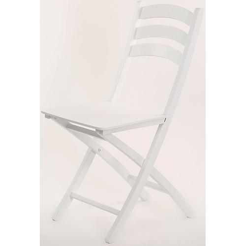 Стул складной Silla Classic Белый