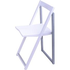 Стул складной Silla Slim Белый (white)