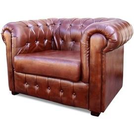 Кресло Марк коричневое Vika