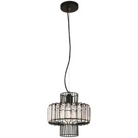 Лампа подвесная 756PRK009-1 BK черная Thexata 2020