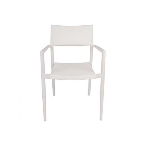 Кресло Salta белый Kolin 2019