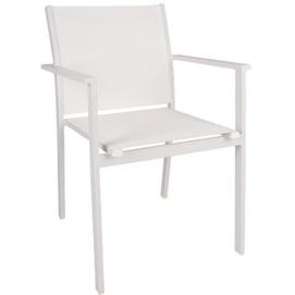 Кресло Panama белый Kolin 2019