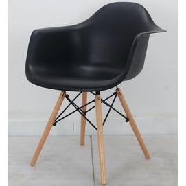 Кресло Leon 9252 черный Thexata 2020