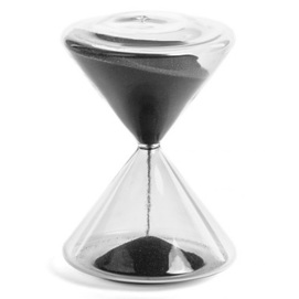Часы настольные Avril AA4693C07 прозрачный Laforma 2020