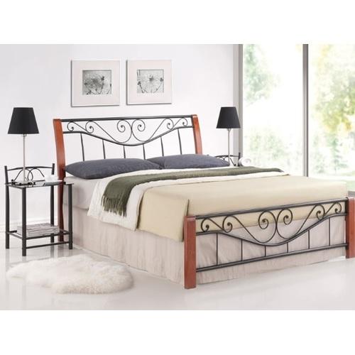 Кровать Parma 160см коричневая Signal 2019