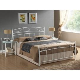 Кровать Siena 120 см белая Signal 2019