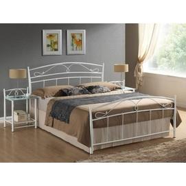 Кровать Siena 140 см белая Signal 2019