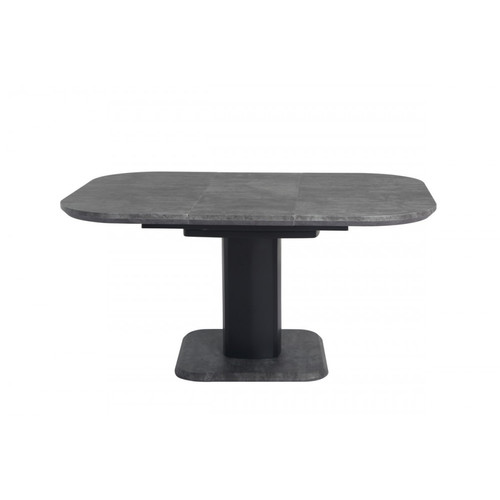 Стол обеденный раскладной ТМL-570 антрацит Verde 2020