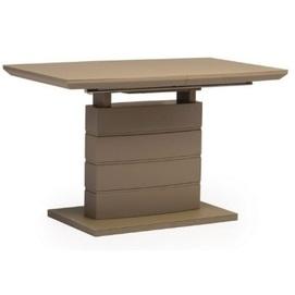 Стол обеденный раскладной TMM-50-1 матовый мокко Verde 2020