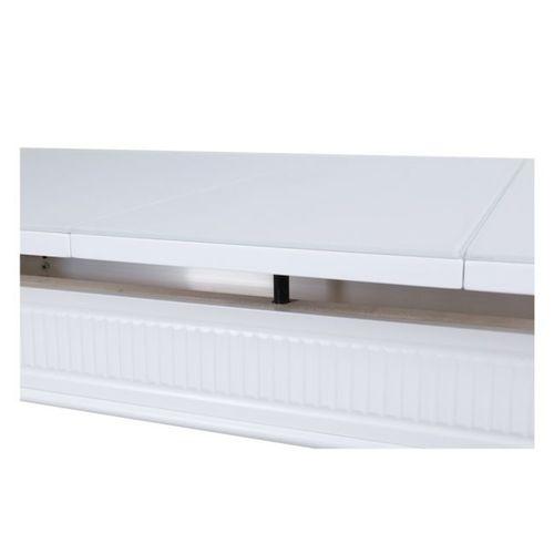 Стол обеденный раскладной TM-73 белый Verde 2020