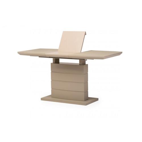 Стол обеденный раскладной TMM-50-1 капучино матовый Verde 2020