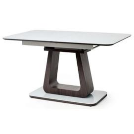 Стол обеденный раскладной ТМL-521 белый+венге Verde 2020