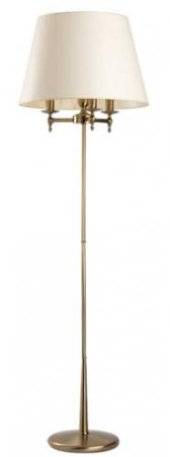 Лампа напольная Roksana 16079 крем Alfa