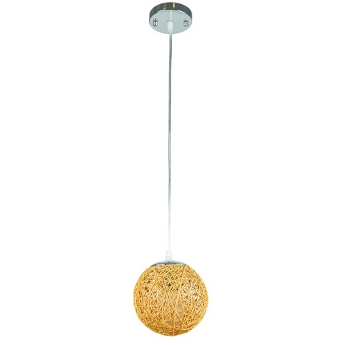 Лампа подвесная 9711501-1 BEIGE бежевая Thexata 2020