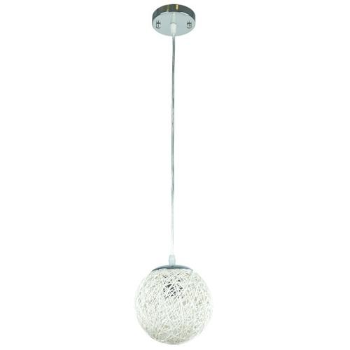 Лампа подвесная 9711501-1 белая Thexata 2020