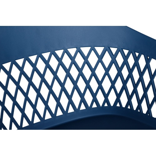Кресло LAVANDA PL синее Kolin 2020