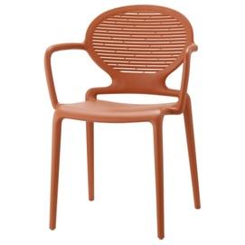 Кресло LAVINIA WITH 2288 оранжевое SCAB Design