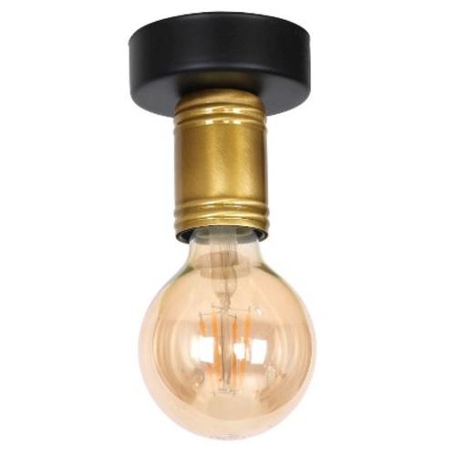 Лампа потолочная DYLAN MLP4805 черная MiLAGRO 2020