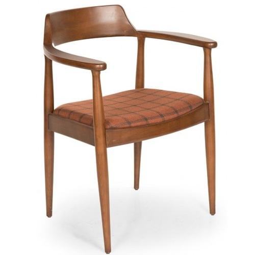 Кресло ALTUS ATS 01 коричневое Caris 2020
