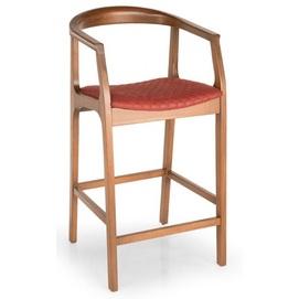 Кресло барное MALDIV MLD 02 красное Caris 2020