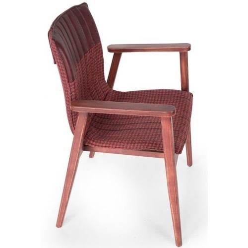 Кресло MAGI MGI 03 красное Caris 2020