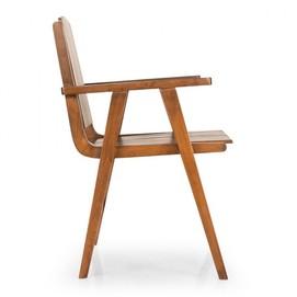 Кресло WOODEN WDN 01 бежевое Caris 2020