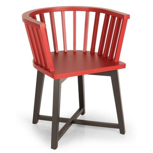 Кресло Nidus / NDS01 красное Caris 2020