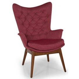 Кресло MARS / MRS01 розовое Caris 2020