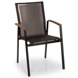 Кресло ROSSİ RSI 01 черное Caris 2020