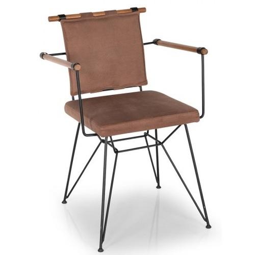 Кресло PLUTO PLT 01 бежевое Caris 2020