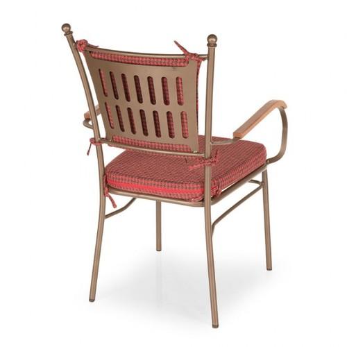 Кресло ROSS ROS 01 коричневое Caris 2020