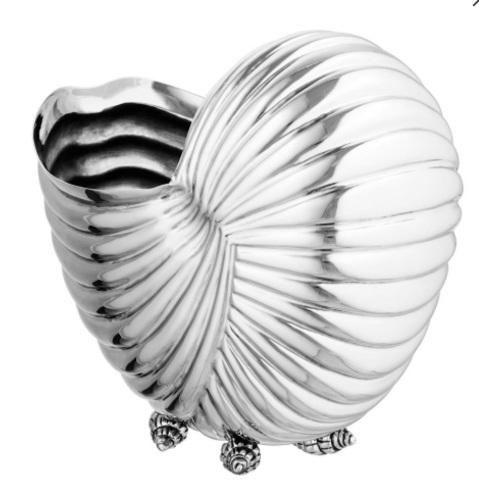 Ведро для льда Cooler Esmeralda 110593 серебро EICHHOLTZ