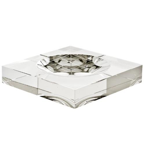 Пепельница Alessandro 108211 серебро EICHHOLTZ