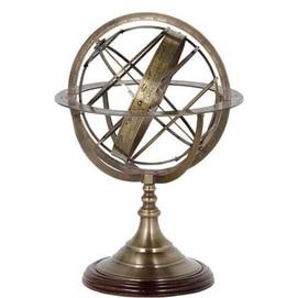 Глобус Globe S 103789 бронза EICHHOLTZ