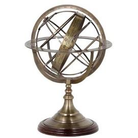 Глобус Globe L 103790 бронза EICHHOLTZ